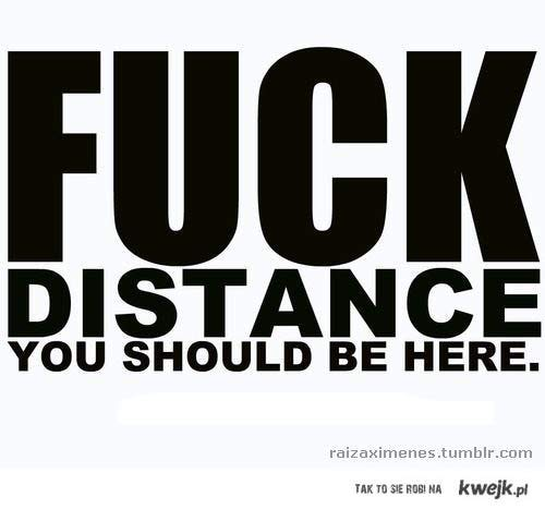 odległość