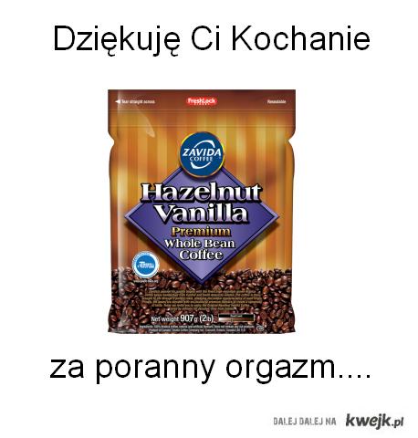 poranny orgazm