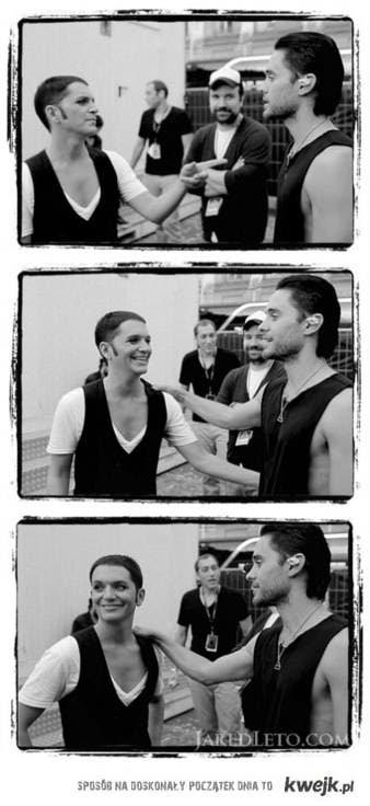 Jared + Brian = ♥