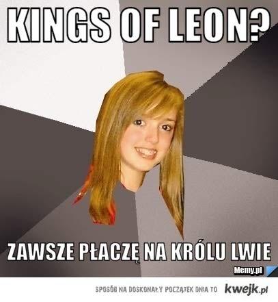 KINGS OF LEON?