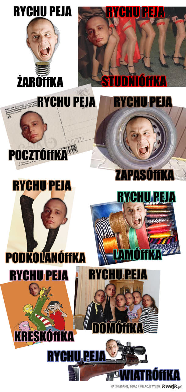 Rychu Peja Obrazóffka