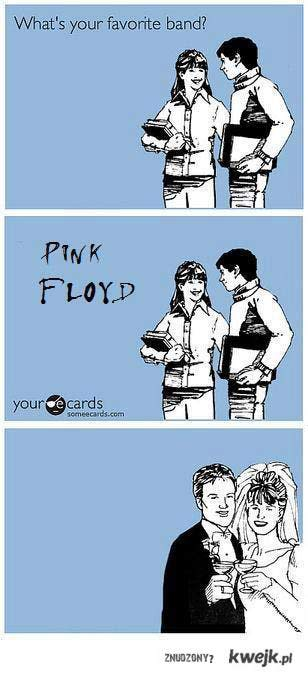 pink floyd?
