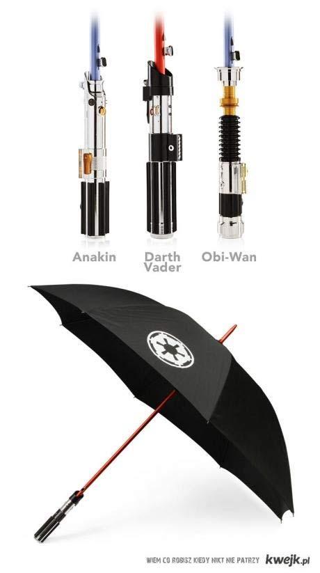 gwiezdna parasolka