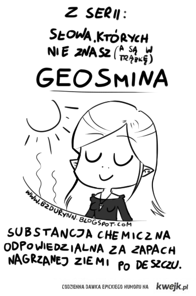 Geosmina
