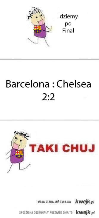 Taki Chuj Barcelona