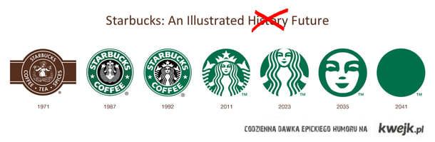 illustrated future of starbucks logo