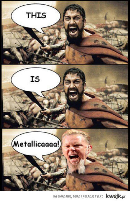 this is Metallica!!!!