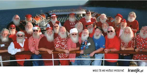 wakacje świętych Mikołajów