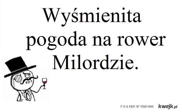 Rowerki :)