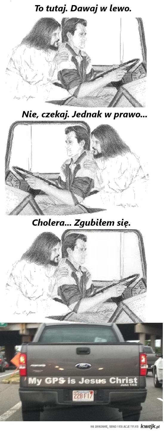 Jesus GPS