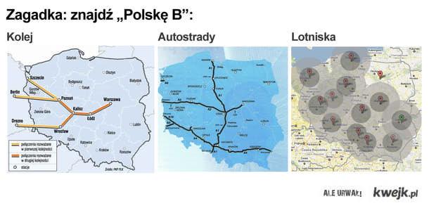 Zagadka: Znajdź Polskę B