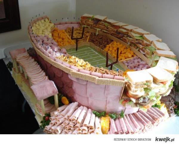 mięsny stadion