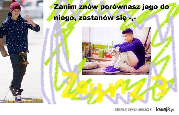 Zeyn vs Justin
