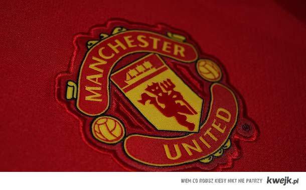 Manchester tylko czerwony!