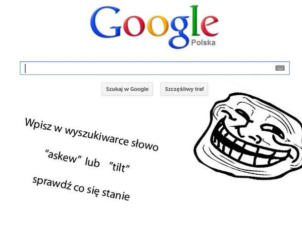 krzywe google