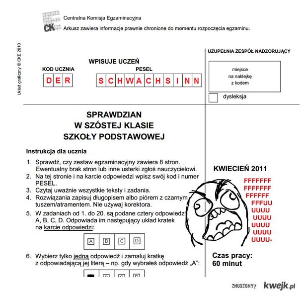 Schwachsinn - Idiotyzm!