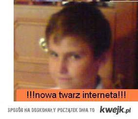 NOWA TWARZ INTERNETA