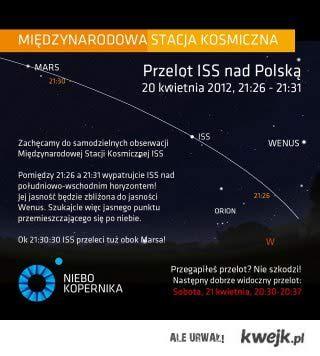 Stacja kosmiczna ;)