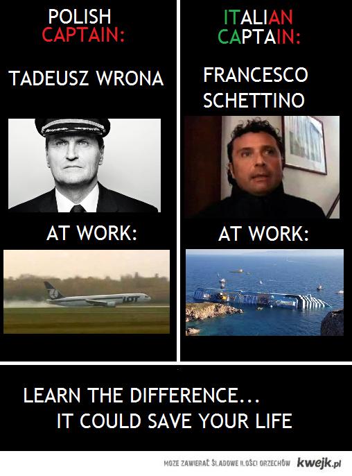 Polish... make difference