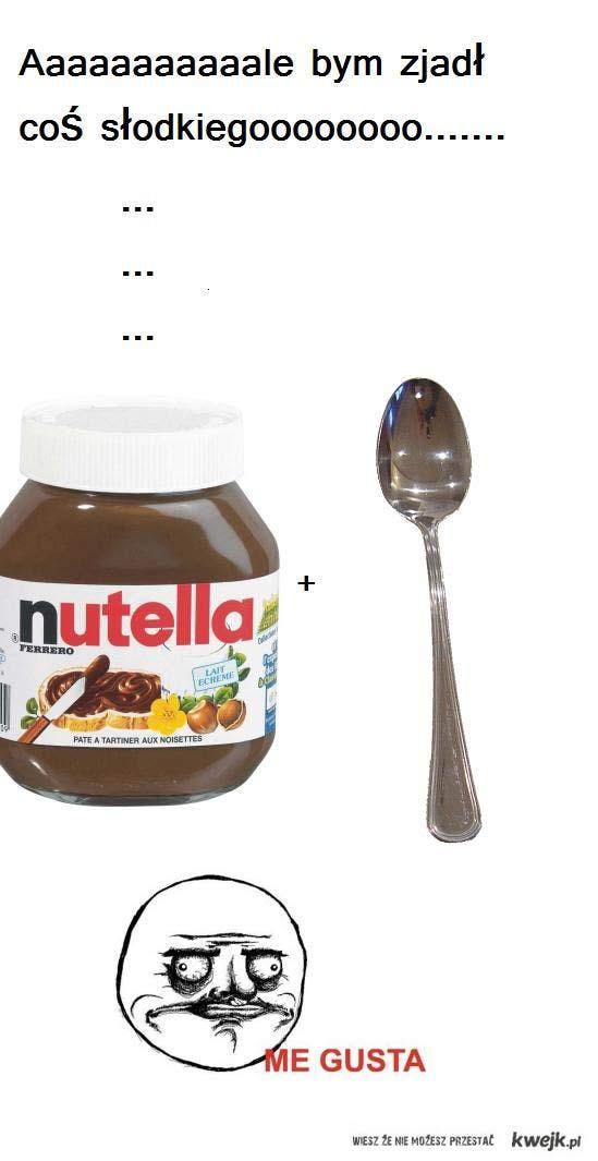mam ochotę na coś słodkiego...