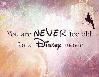 never..