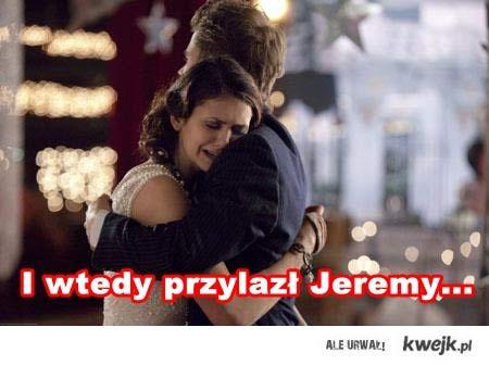 Elena płacze