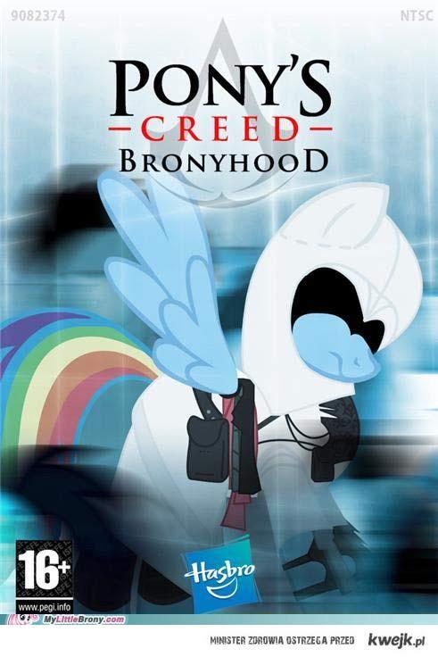 Pony's creed