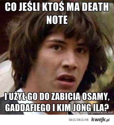 Death Note o: