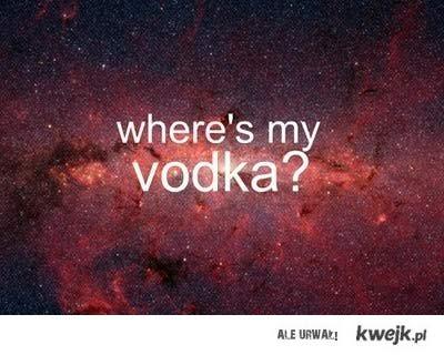 vodka ??