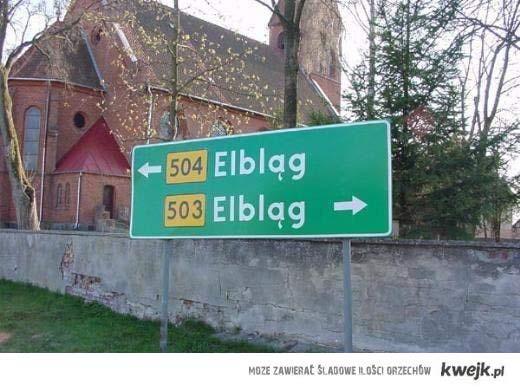 Na Elbląg
