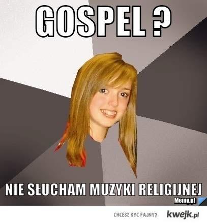 Jak ktoś nie wie to Gospel to raper