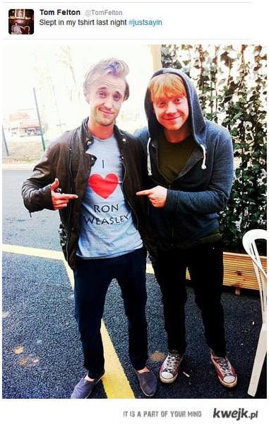 Tom i Rupert ;~;