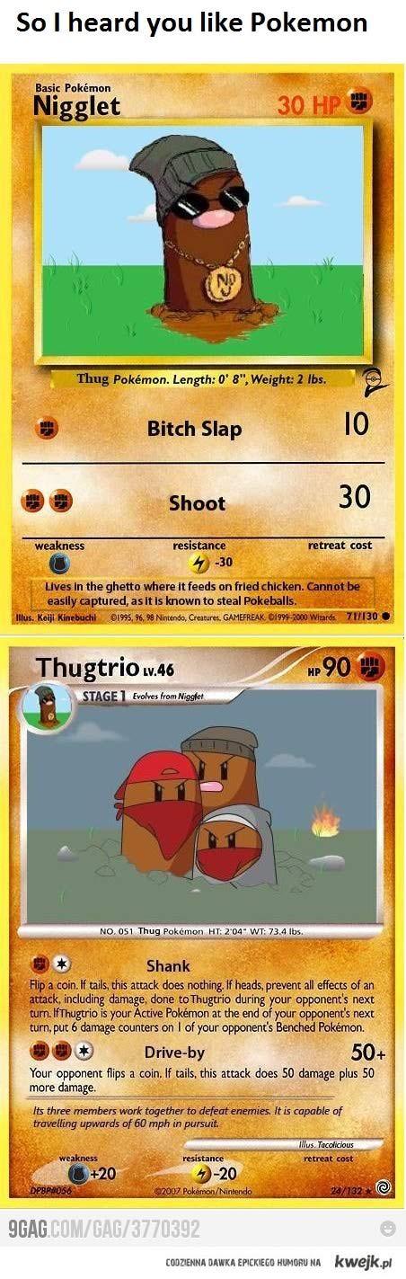 Sup dwag, I heard You like pokemons...