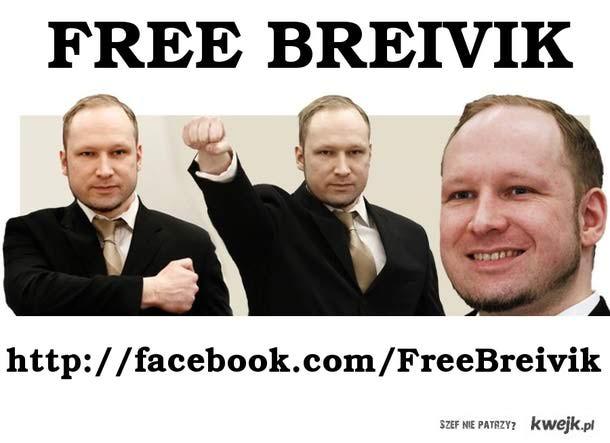 Free Breivik