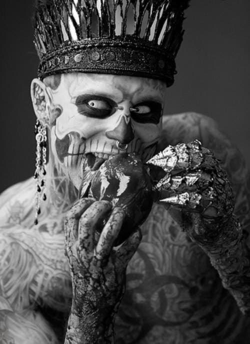 King Zombie Boy