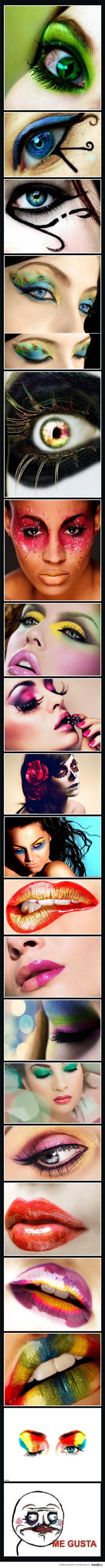 Make-up... Me Gusta