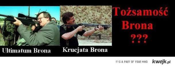 trylogia Brona