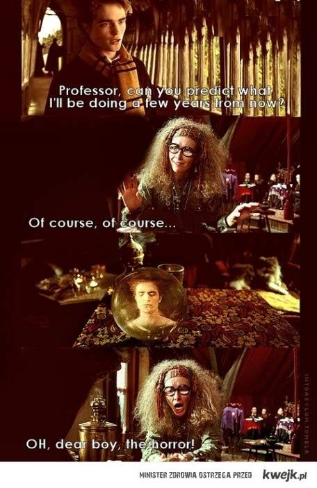 Harry Potter i Zmierzch