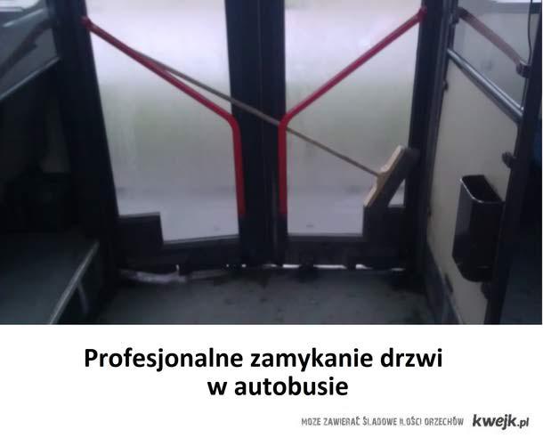 Zamykanie drzwi