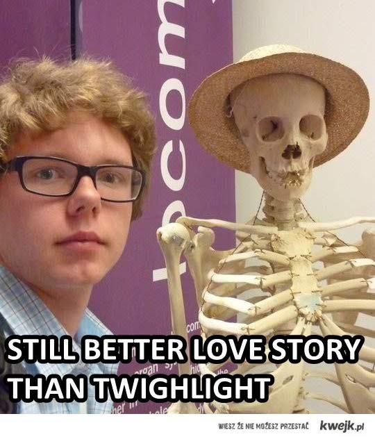 still better love story than twighlight