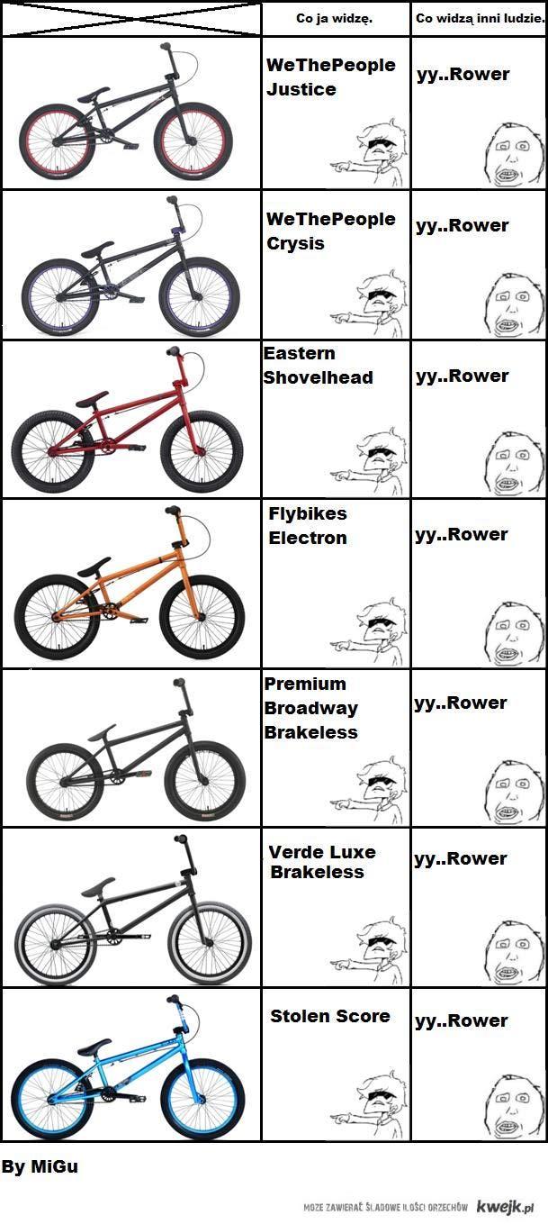 I Love BMX Bike <3