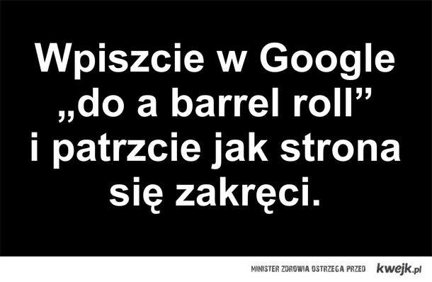 do a barrel rolll