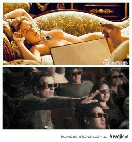 Titanic w 3D