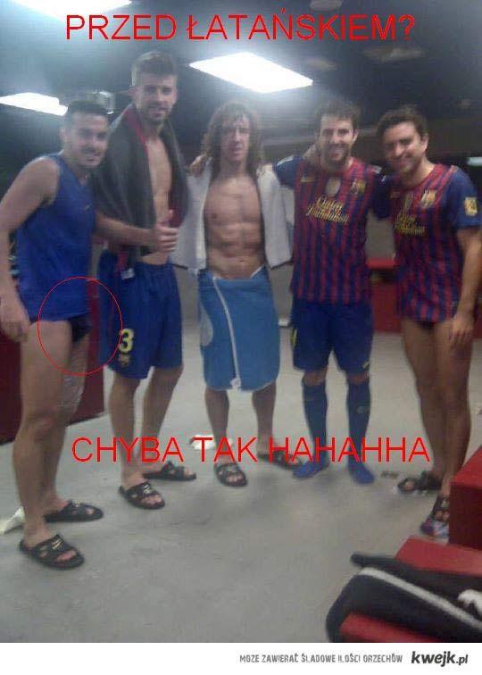 Barcelona hahaa