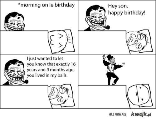 le birthday
