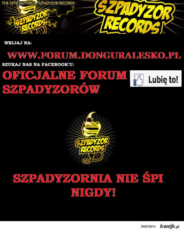 Oficjalne Forum Szpadyzorów