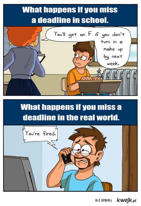 deadine