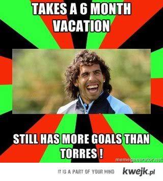 TEVEZ vs Torres
