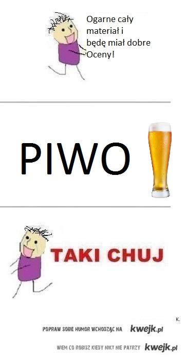 piwo!