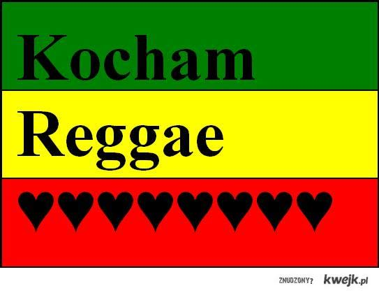 Kocham Reggae